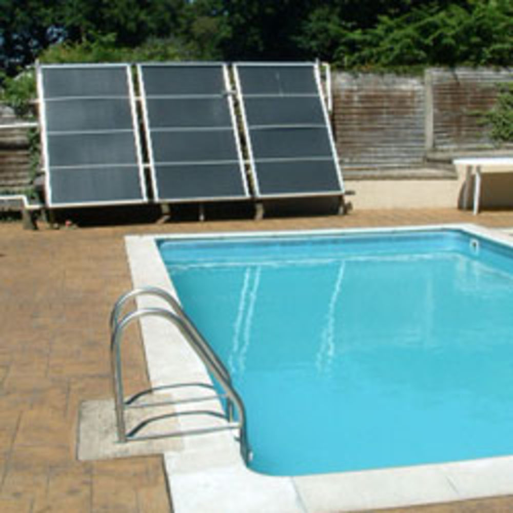 Solar Pool Water Heater
