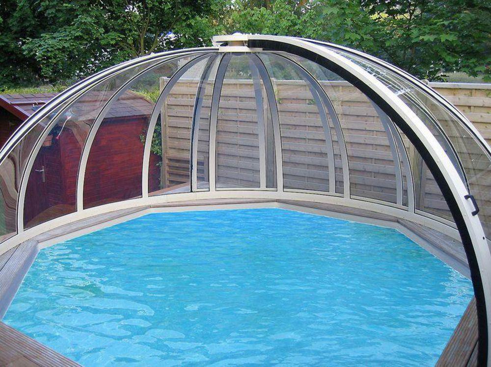 Ipc orient pool swimming pool enclosure for Swimming pool enclosures prices