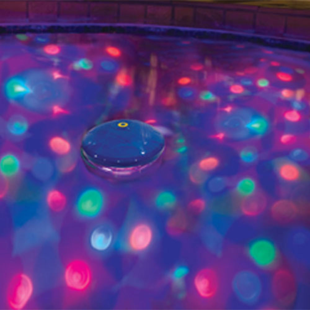 Swimming Pool Hot Tub Underwater Light Show