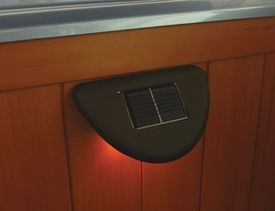 retro fit sconce hot tub light