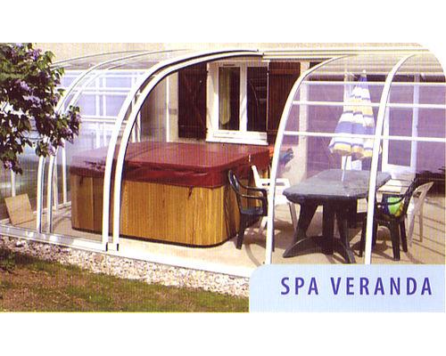 Ipc orlando sunhouse veranda spa enclosures - Veranda salon and spa ...
