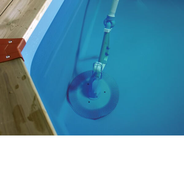 Suction above ground pool cleaner