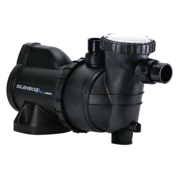 Silensor super quiet pool pump
