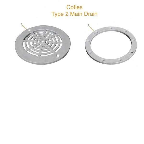 Cofies Type 2 Main Drain